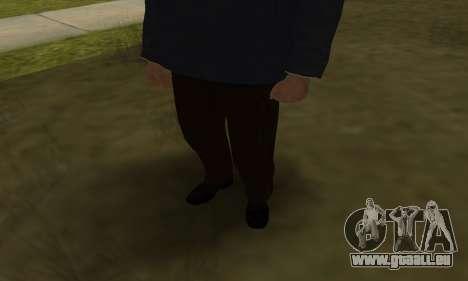 FBI HD pour GTA San Andreas cinquième écran
