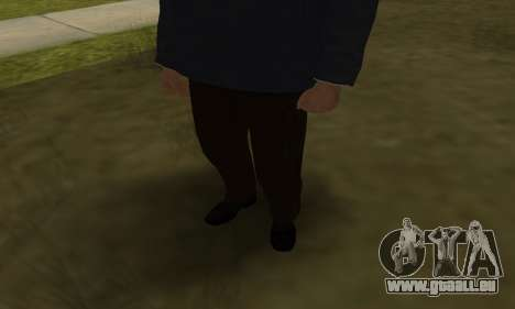 FBI HD für GTA San Andreas fünften Screenshot