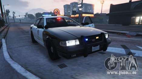 Lights and Sirens pour GTA 5