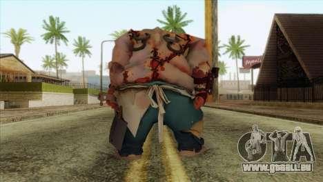 Pudge from DotA 2 pour GTA San Andreas deuxième écran