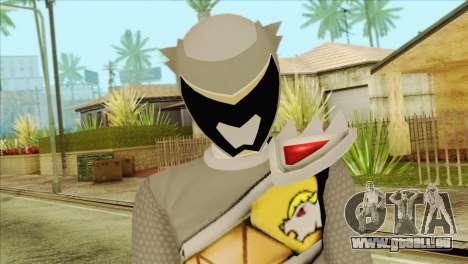 Power Rangers Skin 3 pour GTA San Andreas troisième écran