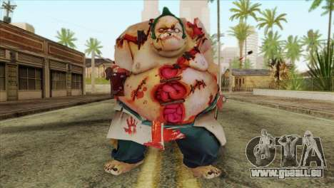 Pudge from DotA 2 pour GTA San Andreas