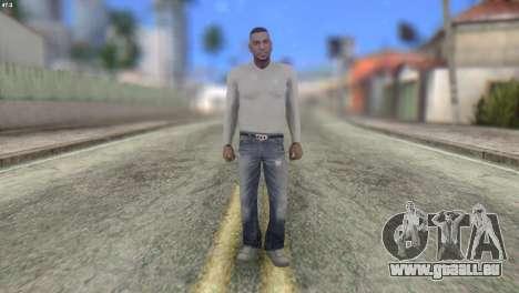 Luis Lopez Skin v6 pour GTA San Andreas