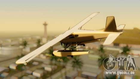 GTA 5 Dodo v1 pour GTA San Andreas laissé vue