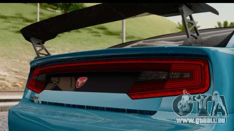 GTA 5 Bravado Buffalo S Sprunk IVF pour GTA San Andreas vue de droite