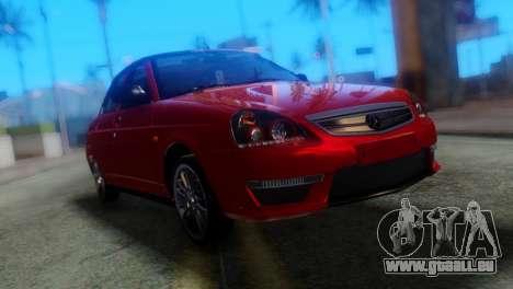 VAZ 2170 AMG pour GTA San Andreas