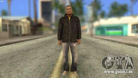 Luis Lopez Skin v4 pour GTA San Andreas