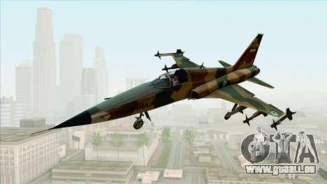 Northrop F-5ES IRIAF pour GTA San Andreas