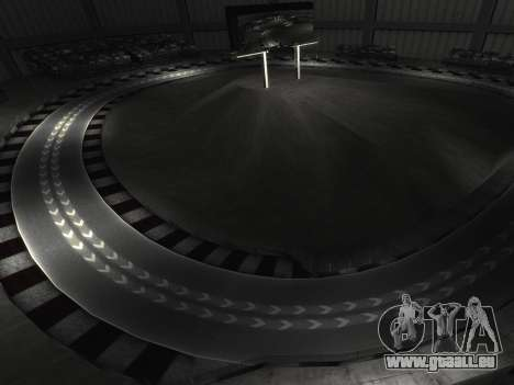 De nouvelles textures de la piste 8 Piste pour GTA San Andreas