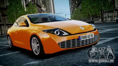 Renault Laguna Coupe pour GTA 4