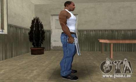 Refle Deagle für GTA San Andreas