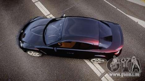 Mazda RX-8 2006 v3.2 Pirelli tires pour GTA 4 est un droit