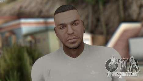 Luis Lopez Skin v6 pour GTA San Andreas troisième écran