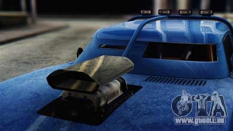 GTA 5 Imponte Dukes ODeath für GTA San Andreas rechten Ansicht