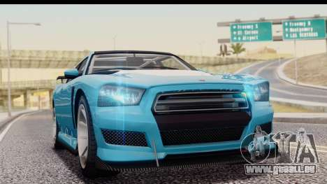 GTA 5 Bravado Buffalo S Sprunk IVF pour GTA San Andreas