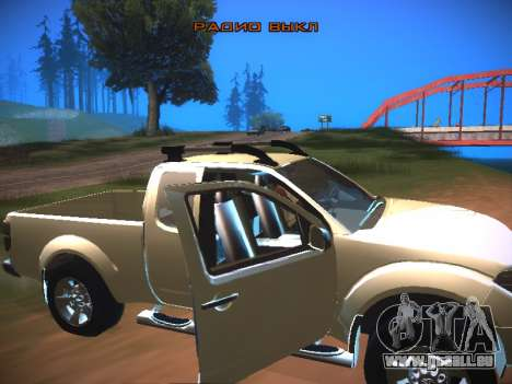 ENB Dark Orbit pour GTA San Andreas deuxième écran