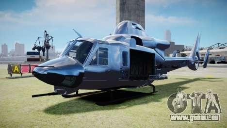 Valkyrie from GTA 5 pour GTA 4