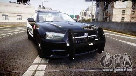 Dodge Charger Alderney Police pour GTA 4