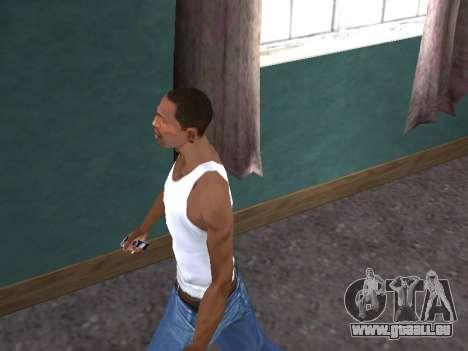 Sony Xperia Z Ultra für GTA San Andreas fünften Screenshot