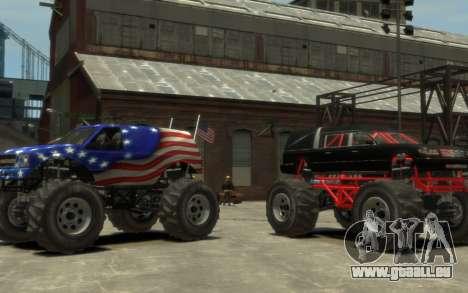 Albany Undertaker (Romero Monster) pour GTA 4 est un droit