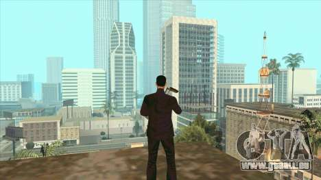 Vusi Mu für GTA San Andreas dritten Screenshot