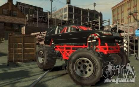 Albany Undertaker (Romero Monster) pour GTA 4