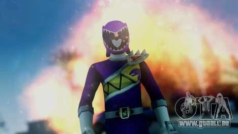 Power Rangers Skin 6 für GTA San Andreas dritten Screenshot