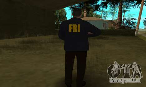 FBI HD pour GTA San Andreas septième écran