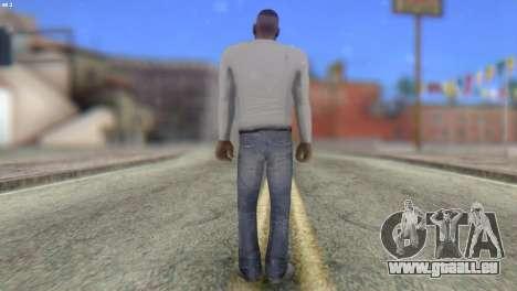 Luis Lopez Skin v6 pour GTA San Andreas deuxième écran