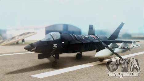 F-35B Polish Air Force 1. ELT pour GTA San Andreas