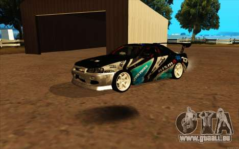 Nissan Skyline GT-R R34 pour GTA San Andreas