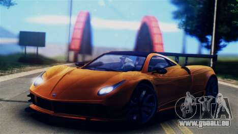 Pegassi Osiris from GTA 5 pour GTA San Andreas