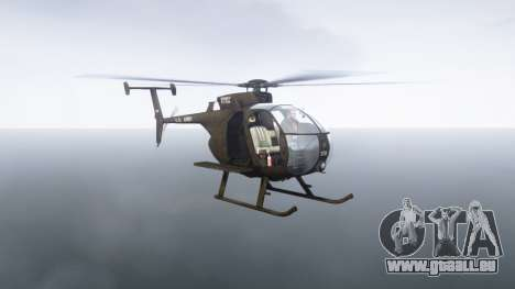 MH-6 Little Bird für GTA 4