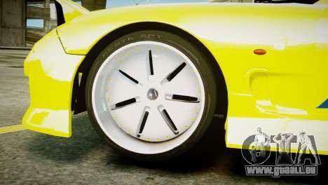 Mazda RX-7 FD3S BN Sports für GTA 4 hinten links Ansicht