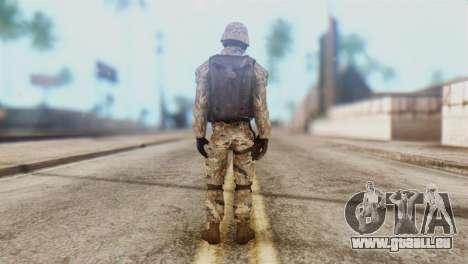 BSD Operator pour GTA San Andreas troisième écran