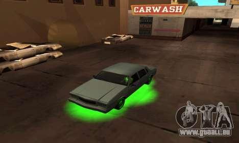 Cleo Néon pour GTA San Andreas