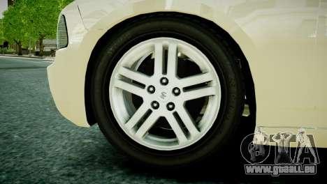 Dodge Charger RT 2006 pour GTA 4 Vue arrière de la gauche