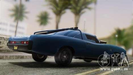 GTA 5 Imponte Dukes ODeath für GTA San Andreas linke Ansicht