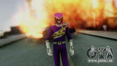 Power Rangers Skin 6 für GTA San Andreas