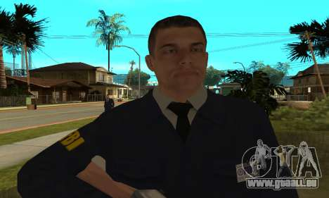 FBI HD für GTA San Andreas