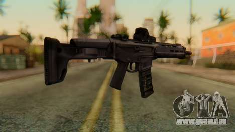 Magpul Masada v4 für GTA San Andreas zweiten Screenshot