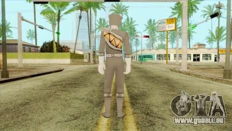 Power Rangers Skin 3 pour GTA San Andreas deuxième écran