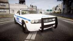 Dodge Challenger NYPD [ELS] für GTA 4