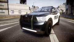 Dodge Durango Alderney Police