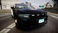 Dodge Charger SXT AWD 2015 PPV [ELS] pour GTA 4