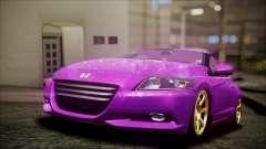Honda CRZ Hybird Pink Cute
