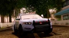 GTA 5 Vapid Police Interceptor v2 SA Style