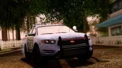 GTA 5 Vapid Police Interceptor v2 SA Style