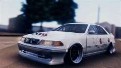 Toyota Mark 2 100 berline pour GTA San Andreas