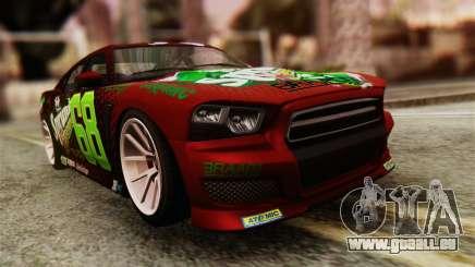 GTA 5 Bravado Buffalo Sprunk HQLM für GTA San Andreas